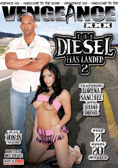 The Diesel Has Landed #2 - New Sensations Adult XXX DVD