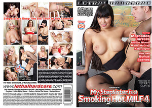 My Stepsister Is A Smoking Hot MILF 4 Lethal Hardcore Sealed DVD