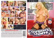 Cougars In Heat 5 Lethal Hardcore  Sealed DVD