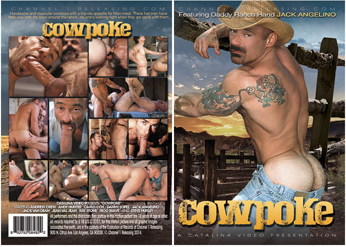 Cowpoke- All Worlds, Gay Sealed DVD
