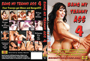 Bang My Tranny Ass 4 Mancini - Shemale Sealed DVD