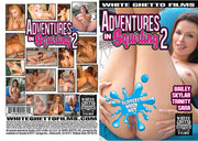 Adventures In Squirting 2 White Ghetto - Sealed DVD