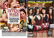 This Isn't Devious Maids It's A XXX Spoof White Ghetto - Sealed DVD