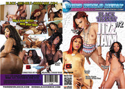 Black Tranny Jizz Jam 2 Grooby - Tranny Sealed DVD