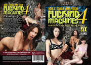 Bob's TGirls And Their Fucking Machines 4 Grooby - New Sealed DVD