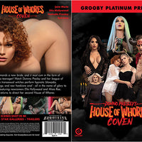 House of Whores Coven - Grooby Sealed Transsexual DVD