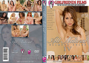 All Natural Glamour Solos 4 Girlfriends - Tammy Sands (riley reid) Sealed DVD