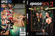 Space Sex 2 Spizoo - All Sex Sealed DVD