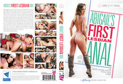 Abigail's First Lesbian Anal Girlsway - Lesbian Sealed DVD