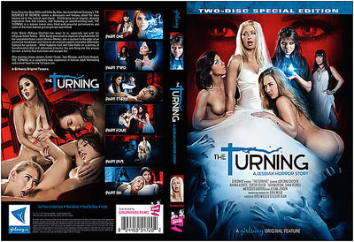 The Turning - Girlsway Sealed Lesbian DVD