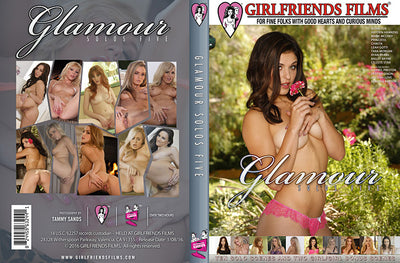 Glamour Solos 5, Girlfriends - Tammy Sands Sealed DVD