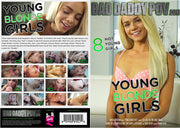 Young Blonde Girls 1 Bad Daddy POV Sealed DVD