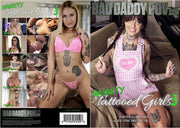 Naughty Tattooed Girls 3 Bad Daddy POV Sealed DVD