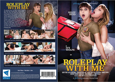 Roleplay With Me 1 Girlsway - New  - Sealed DVD