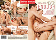 Never Enough - Bel Ami - Gay Sealed DVD