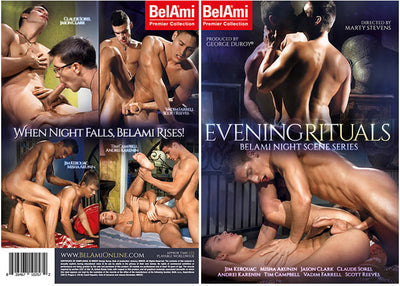 Evening Rituals 1 - Bel Ami - Gay Sealed DVD