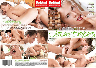 The One & Only: Jerome Exupery - Bel Ami - Gay Sealed DVD