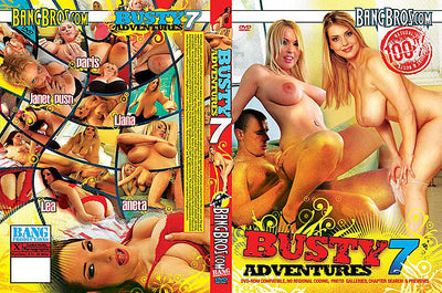 Busty Adventures 7, Bang Bros - Reality Sealed DVD