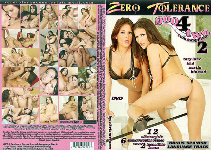 Goo 4 Two 2 Zero Tolerance - Sealed DVD