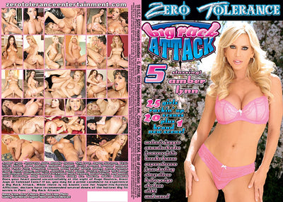 Big Rack Attack 5 Zero Tolerance - Catalog Sealed DVD
