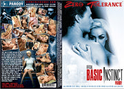 Official Basic Instinct Parody ZT - Parody Sealed DVD