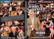 Official Jerry Springer Parody - ZT - Parody Sealed DVD