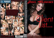 Official The Client List Parody ZT - Parody Sealed DVD