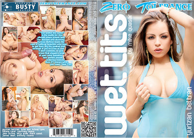 Wet Tits 1 Zero Tolerance - Catalog Sealed DVD