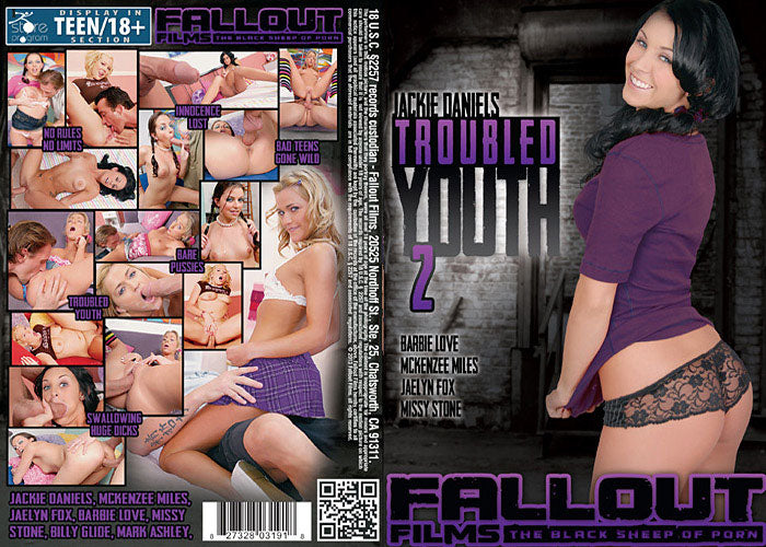 Troubled Youth #2 - Fallout Sealed DVD