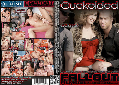 Cuckolded #1 - Fallout Sealed DVD