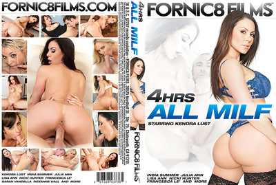 All Milf 1 Fornic8 Films - 4 Hrs Sealed DVD