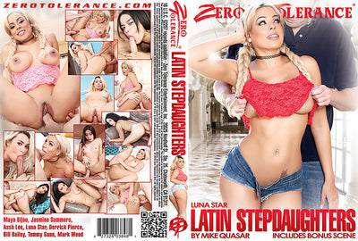 Latin Stepdaughters Zero Tolerance - Sealed DVD