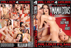 Mamacitas #1 - 4 Hour Fallout Sealed DVD