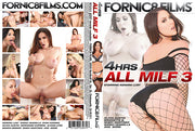 All Milf 3 Fornic8 Films - 4 Hrs Sealed DVD