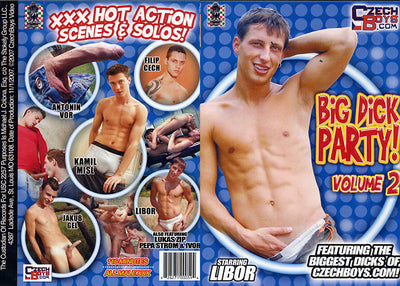 Big Dick Party 2 Citi Boyz - Gay Sealed DVD