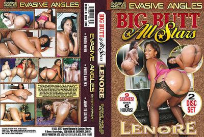 Big Butt All Stars: Lenore (2 Disc Set) - Big Butt All Stars - Sealed DVD