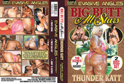 Big Butt All Stars: Thunder Katt (2 Disc Set) - Big Butt All Stars - Sealed DVD