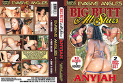 Big Butt All Stars: Anyjah (2 Disc Set) - Big Butt All Stars - Sealed DVD