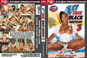 1st Time Black Amateurs 3 T.T. Boy Sealed DVD