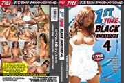 1st Time Black Amateurs 4 T.T. Boy Sealed DVD