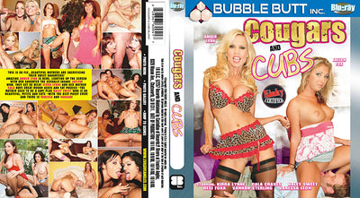 Cougars And Cubs (Blu-Ray) - Evasive Angles Blu-Ray Sealed DVD
