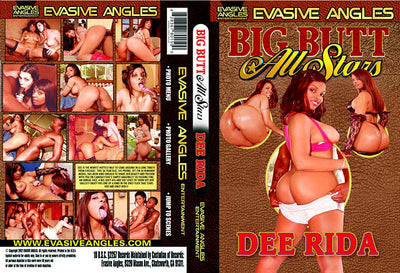 Big Butt All Stars: Dee Rida - Big Butt All Stars - Sealed DVD