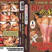 Big Butt All Stars: Vengeance Pimpin - Big Butt All Stars - Sealed DVD