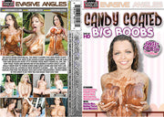 Candy Coated Big Boobs, Evasive Angles - Interracial Sealed DVD