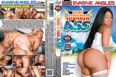 Young Thunder Ass - Evasive Angles Sealed DVD