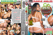 Anal Apple Booty 2 - Evasive Angles - Interracial - Sealed DVD