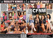 CFNM: Clothed Female Nude Male Secret 1 Reality Kings Sealed DVD