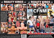 CFNM: Clothed Female Nude Male Secret 6 Reality Kings Sealed DVD