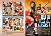 Hell On Heels & Glasses 2 Alex Romero - New Sealed DVD