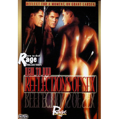 Reflections of Sex (Gay) Rage Sealed DVD